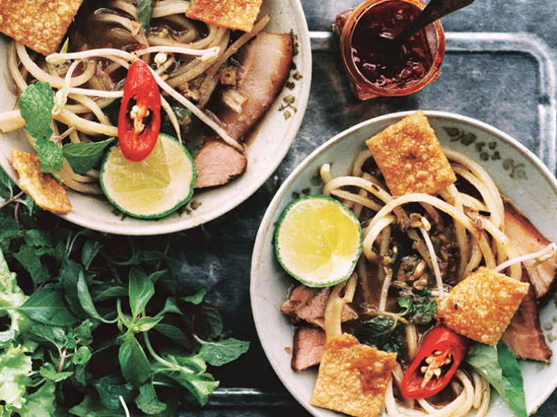 It isn't an exaggeration to say that Hoi An is food heaven of Central Vietnam