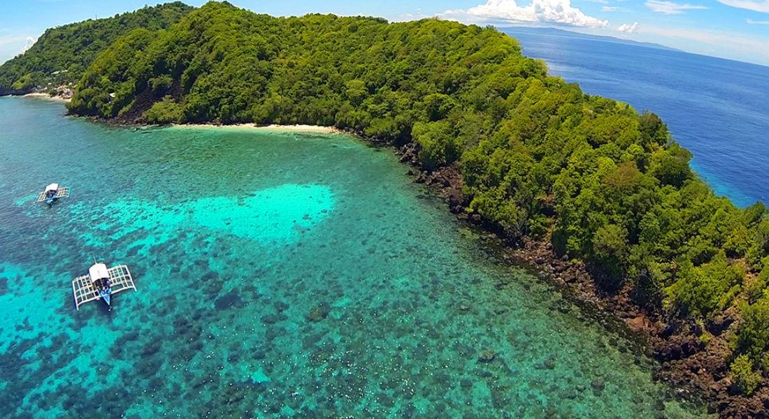Apo Island, Philippine