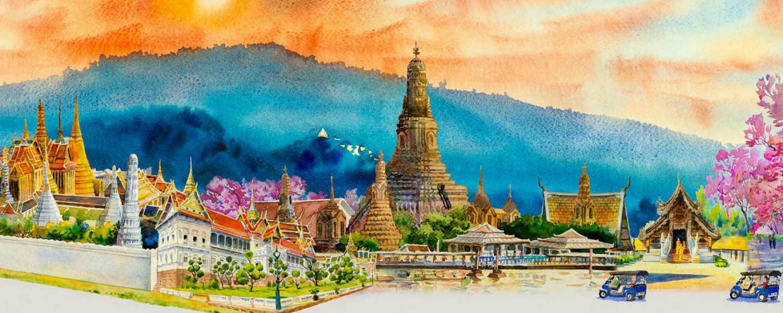 Lesser-known Thailand