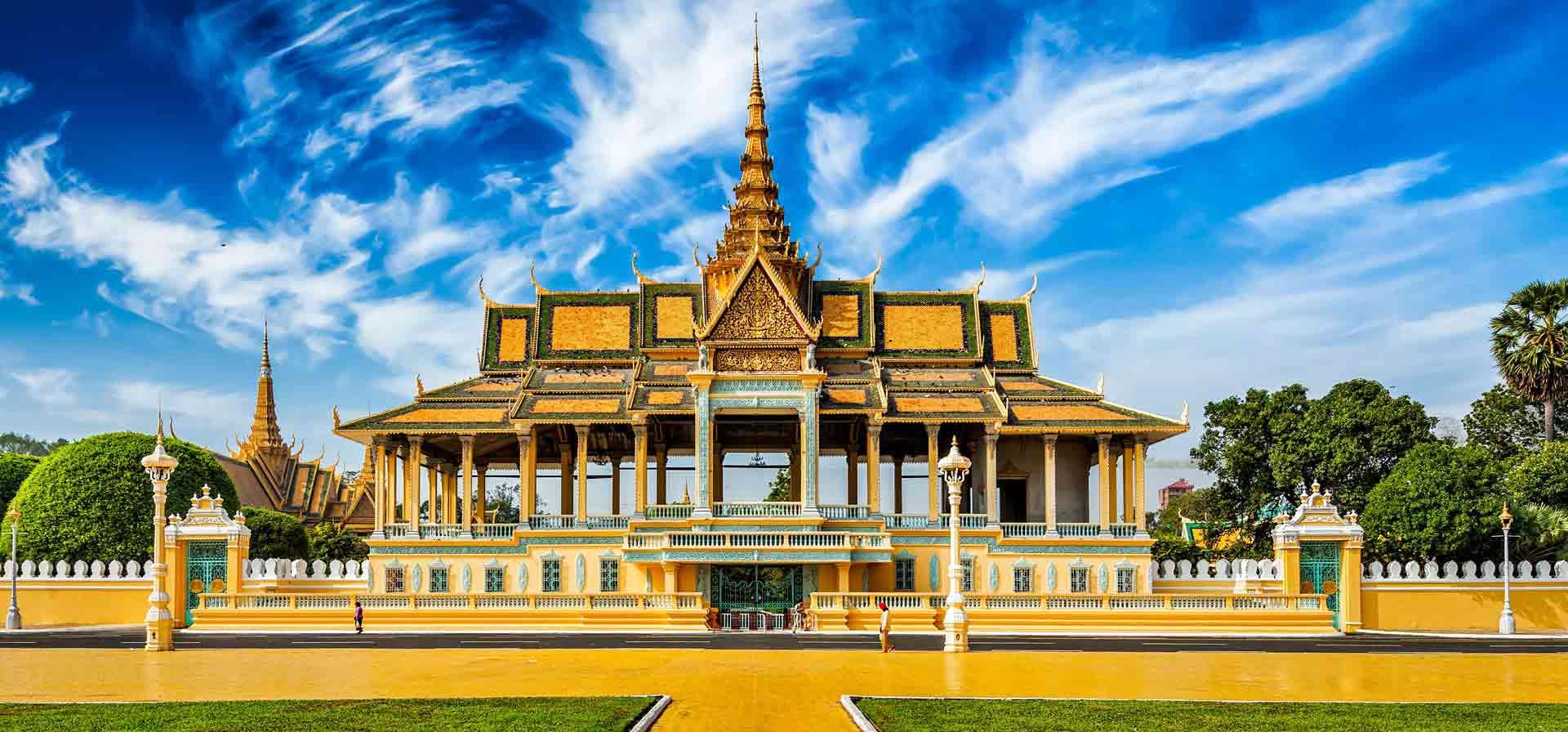 Family Trip in Cambodia