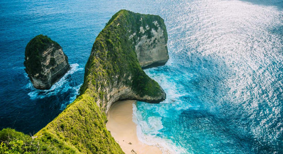 Kelingking, Bali, Indonesia