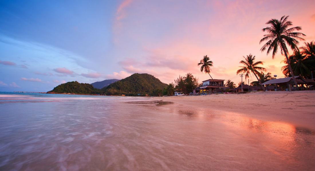 Khanom Beach, Thailand
