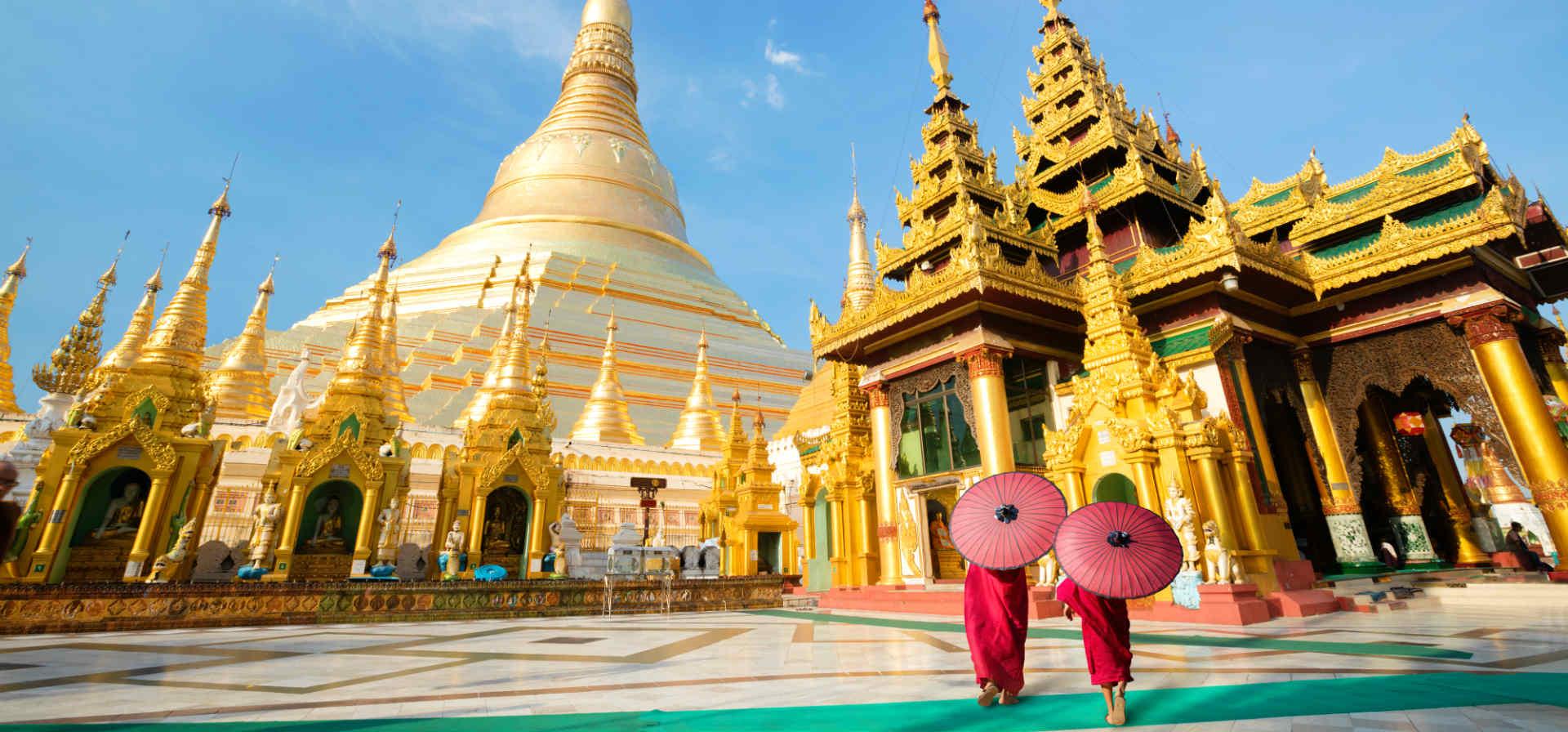 Birmanie Classique & Mergui