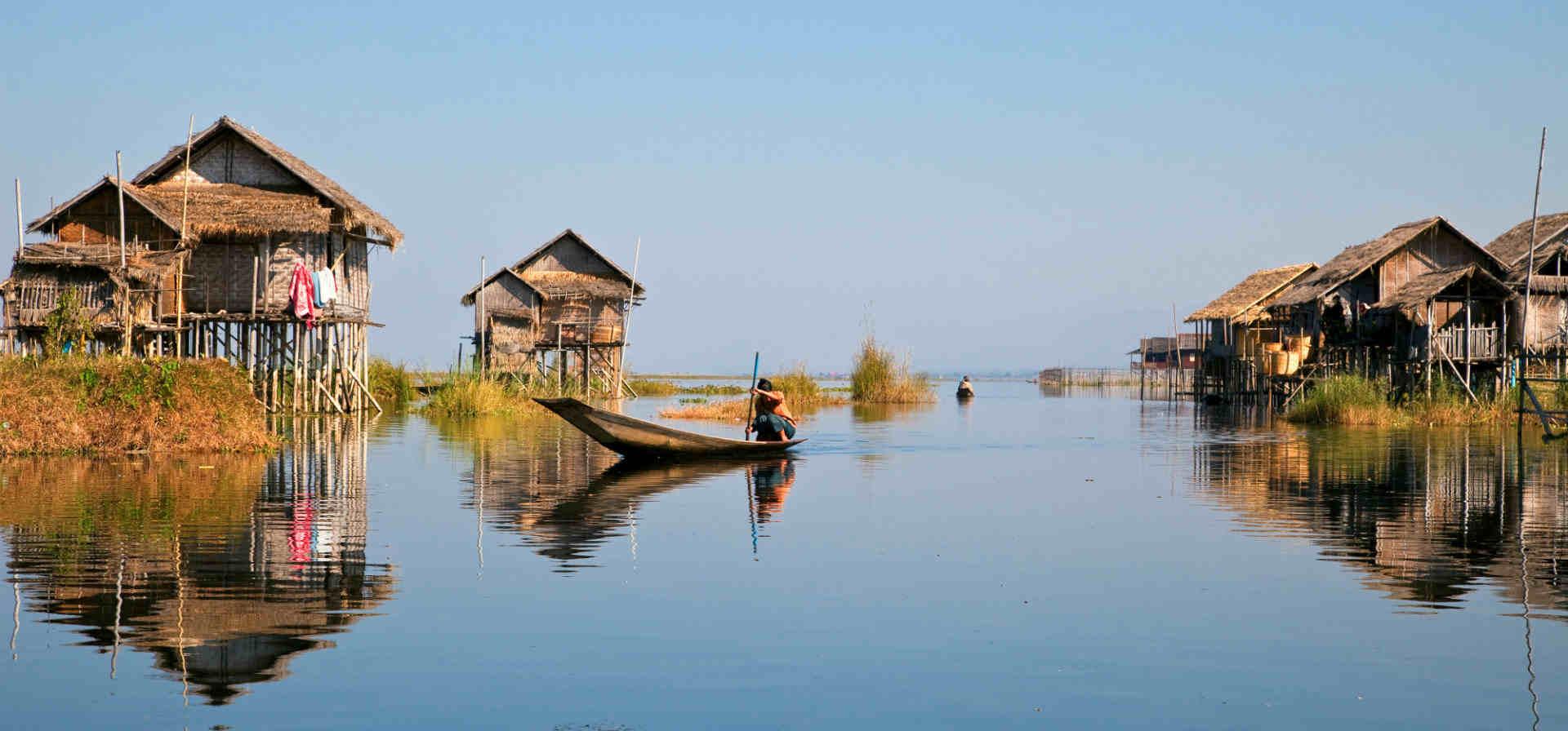 Myanmar Luxury Indulgence