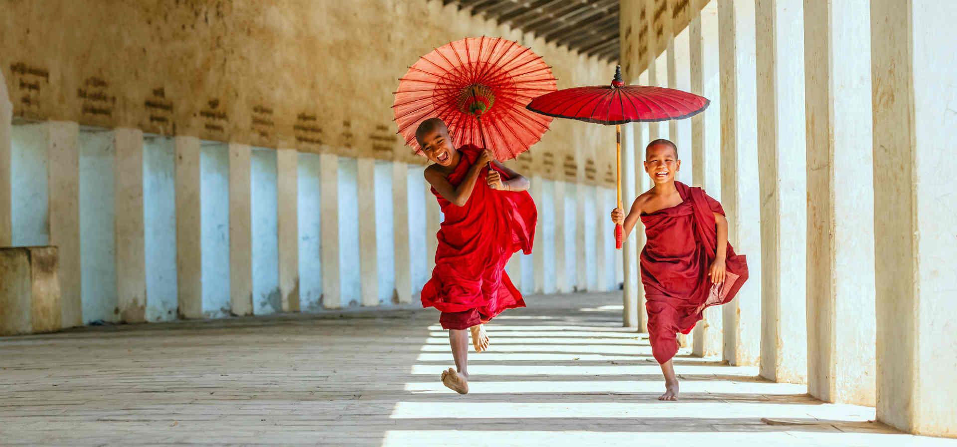 Mystic Irrawaddy