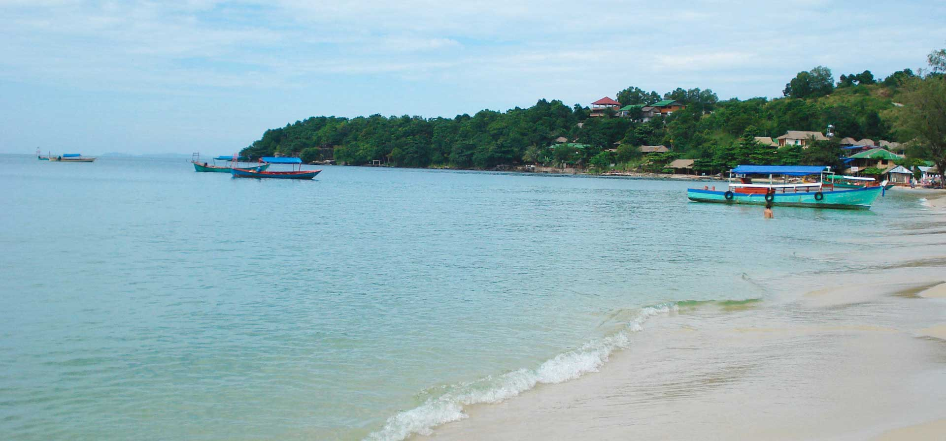 Southern Coast of Cambodia
