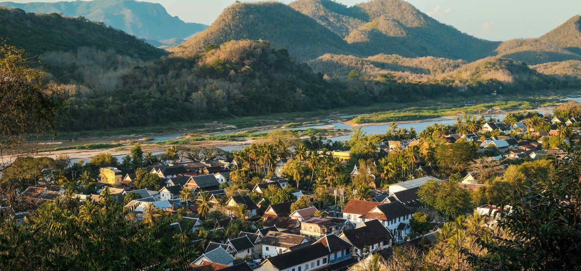 Erkundung von Laos und Nordthailand