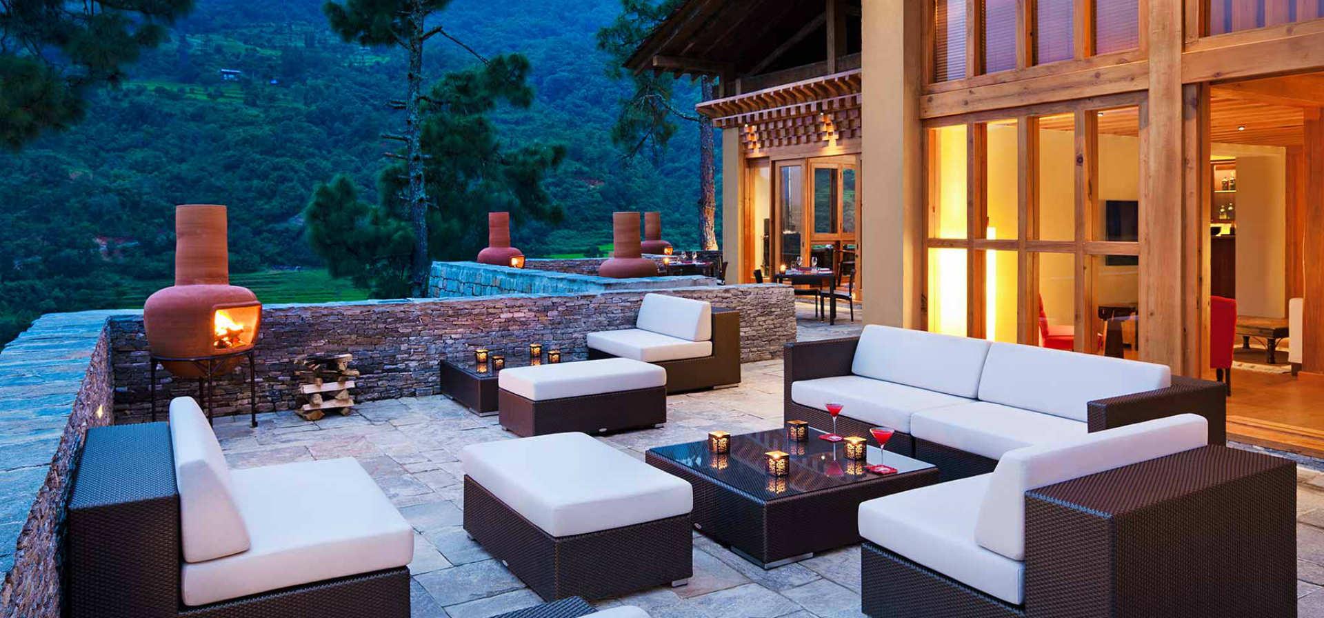 COMO Uma Bhutan Luxury Experience