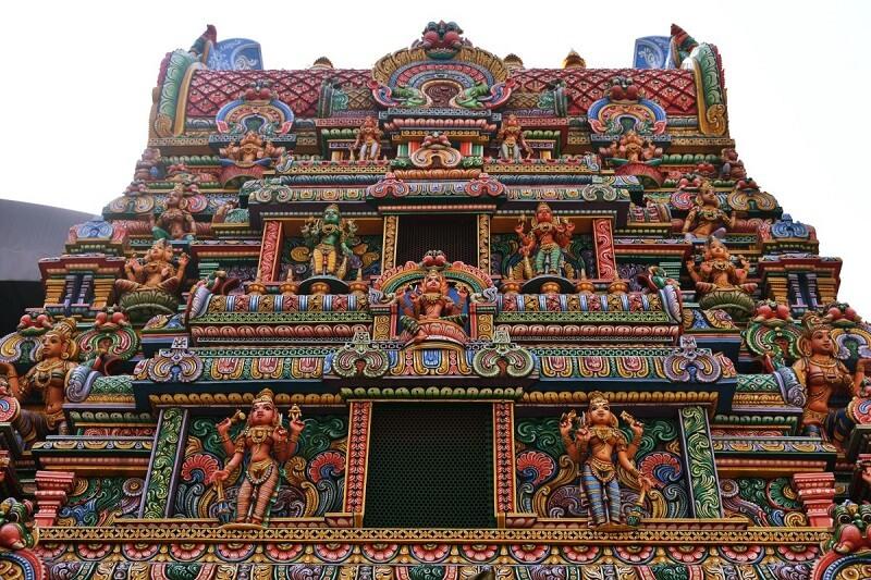 Wat Khaek bangkok